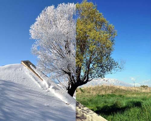 Tek Karede Dört Mevsim  4