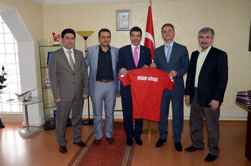 Diyarbakır'da Hokey konuşuldu 3