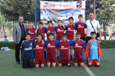 Winmar Futbol Turnuvası 1