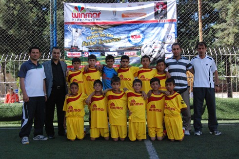 Winmar Futbol Turnuvası 24