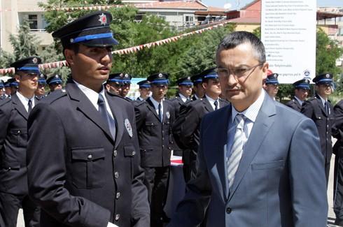 Gaziantep'te 194 polis adayı mezun oldu 10