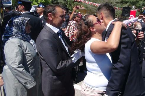 Gaziantep'te 194 polis adayı mezun oldu 5