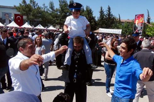 Gaziantep'te 194 polis adayı mezun oldu 7