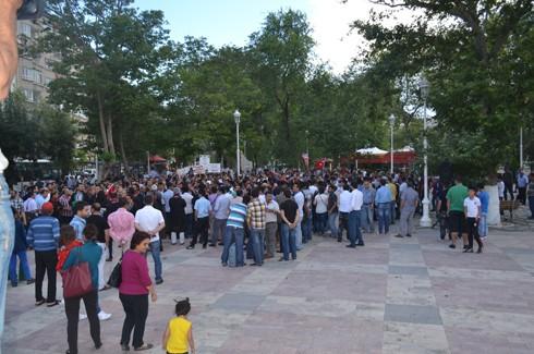 Avukatlardan protestoculara destek  10