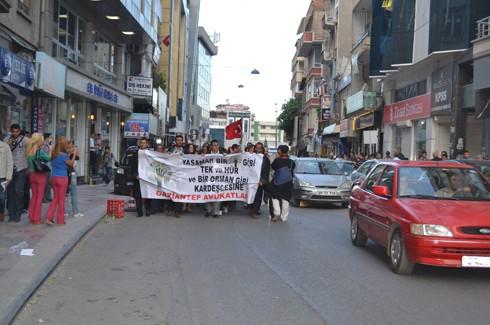 Avukatlardan protestoculara destek  14
