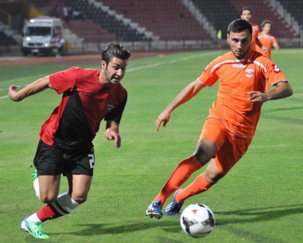 Gaziantepspor - Adanaspor 2