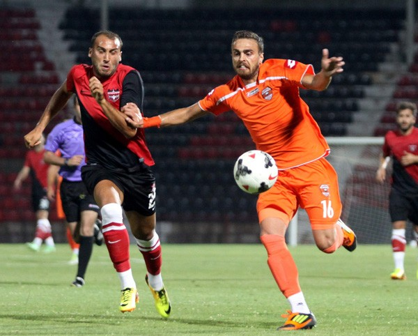 Gaziantepspor - Adanaspor 6