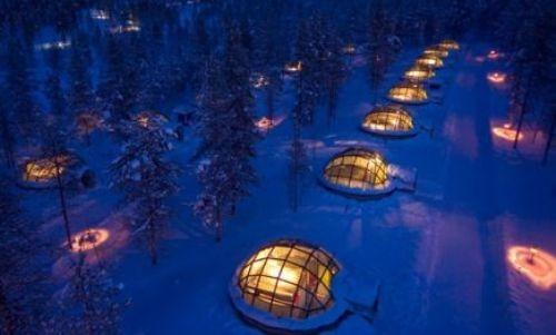 Dünyanın en ilginç otelleri 1