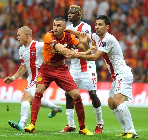 Galatasaray - Gaziantepspor 2-1 12