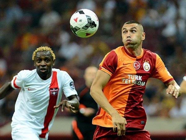 Galatasaray - Gaziantepspor 2-1 3