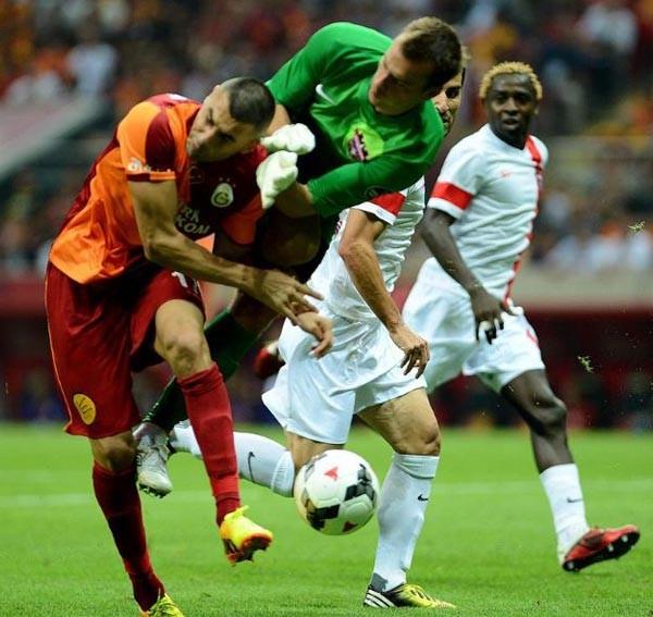 Galatasaray - Gaziantepspor 2-1 4