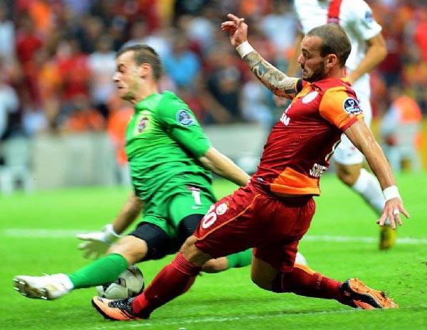 Galatasaray - Gaziantepspor 2-1 7