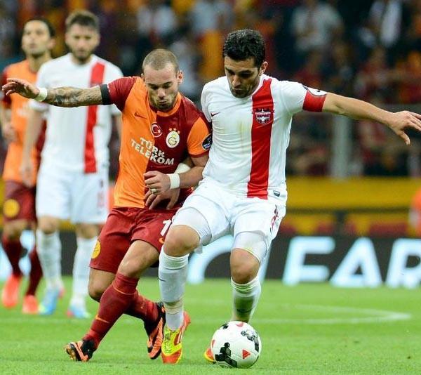 Galatasaray - Gaziantepspor 2-1 8