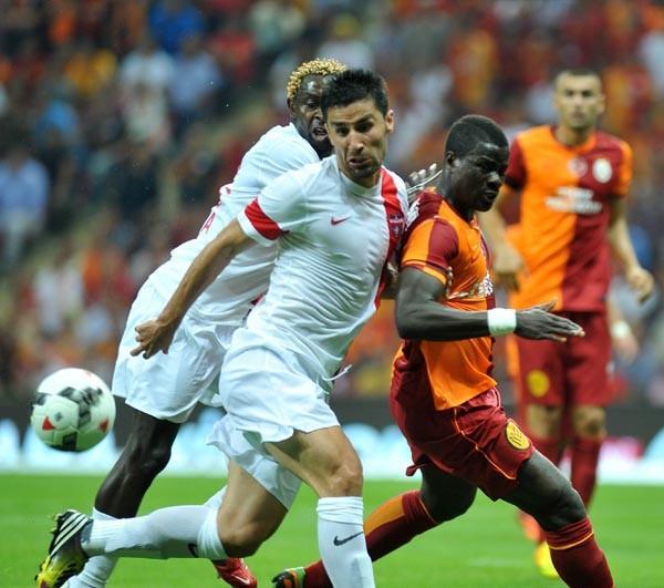 Galatasaray - Gaziantepspor 2-1 9