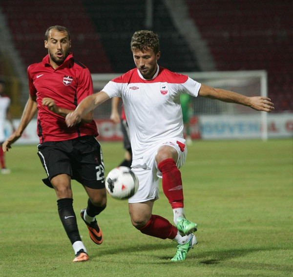 Gaziantepspor - Kahramanmaraş 4-4 1