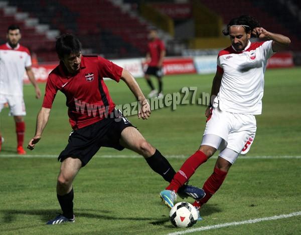 Gaziantepspor - Kahramanmaraş 4-4 2