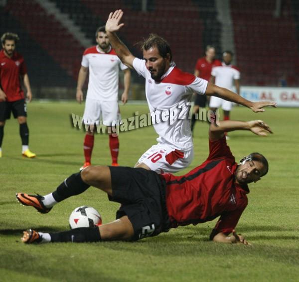 Gaziantepspor - Kahramanmaraş 4-4 7