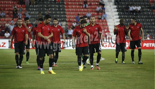 Gaziantepspor - Kahramanmaraş 4-4 8