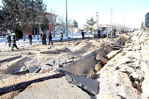 Organize Sanayi'de patlama 15