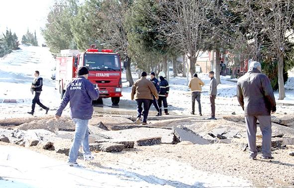 Organize Sanayi'de patlama 17