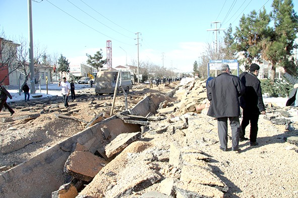 Organize Sanayi'de patlama 18