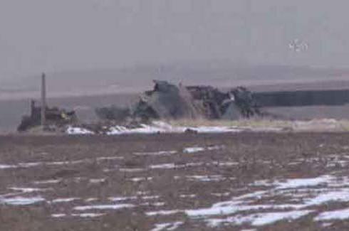 Helikopter düştü: 4 Şehit 2