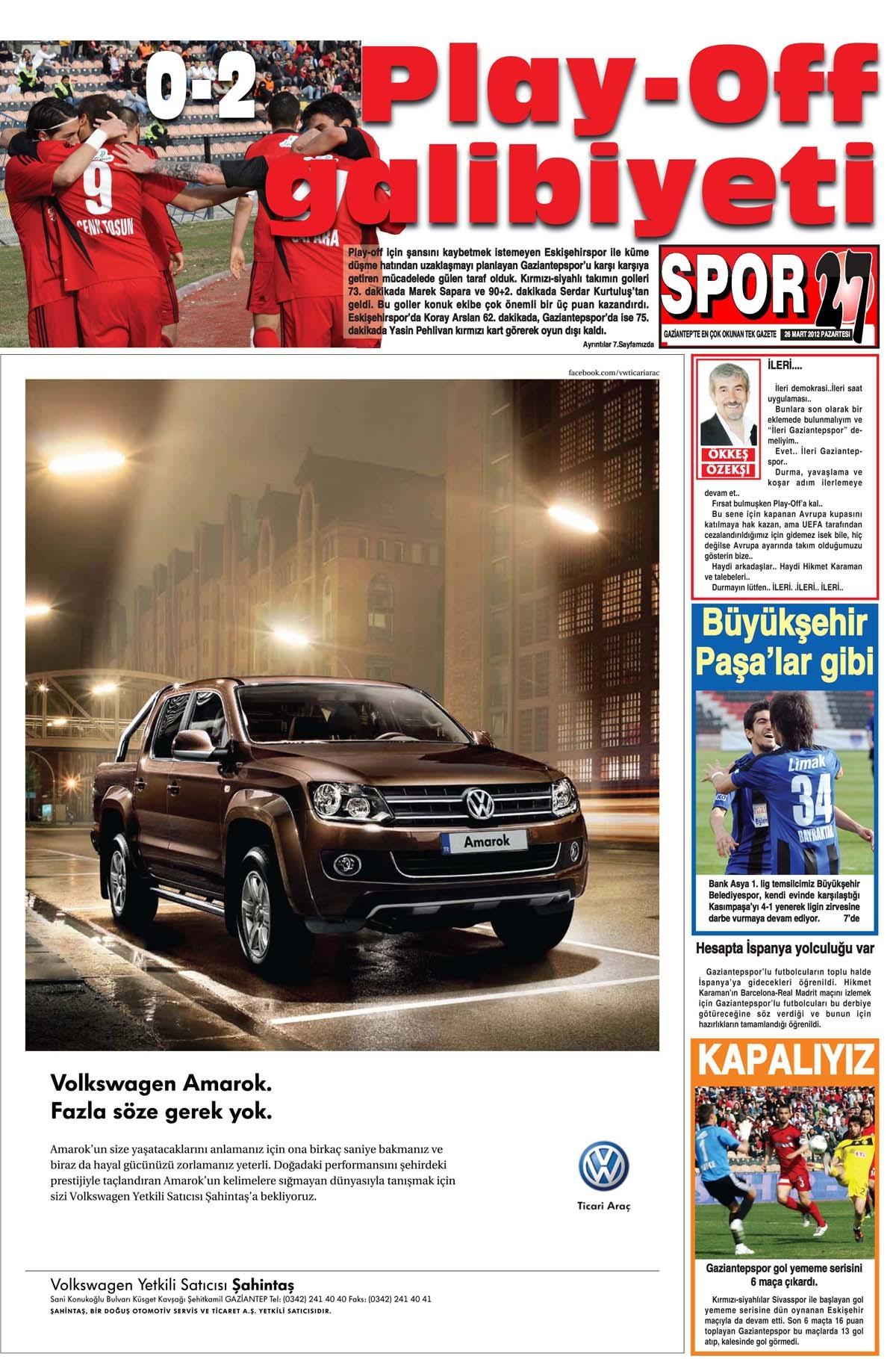 27 Aralık 2013 Tarihli e-Gazete 2