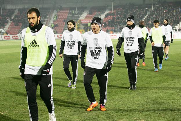 Gaziantepspor - Beşiktaş 1-2 10