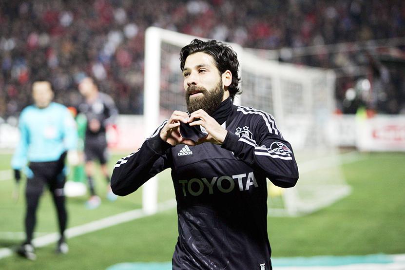 Gaziantepspor - Beşiktaş 1-2 11