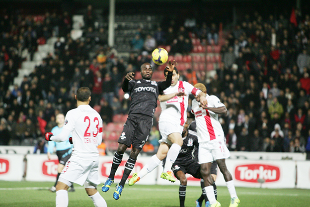 Gaziantepspor - Beşiktaş 1-2 6