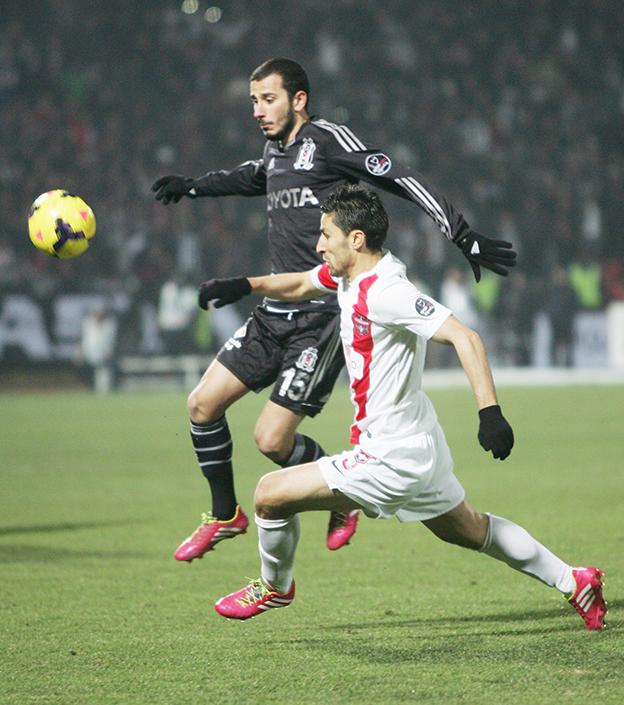 Gaziantepspor - Beşiktaş 1-2 7