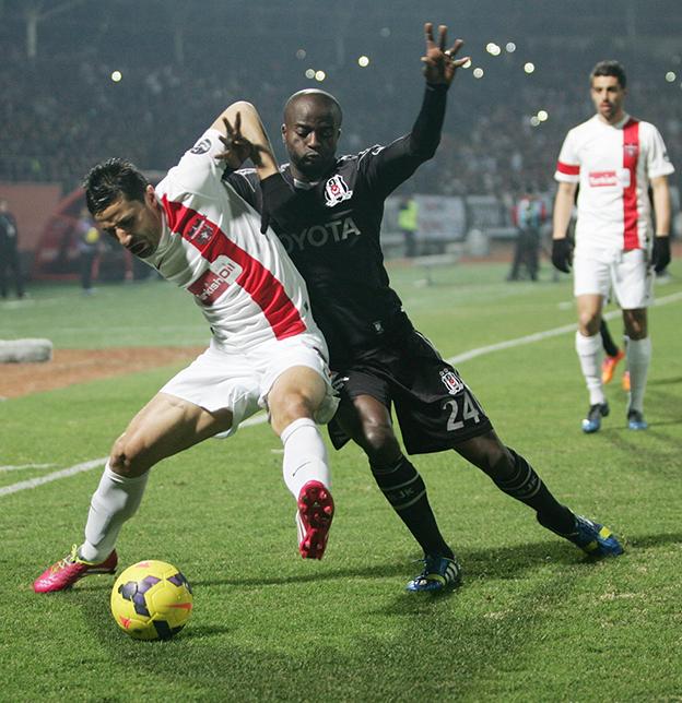 Gaziantepspor - Beşiktaş 1-2 8