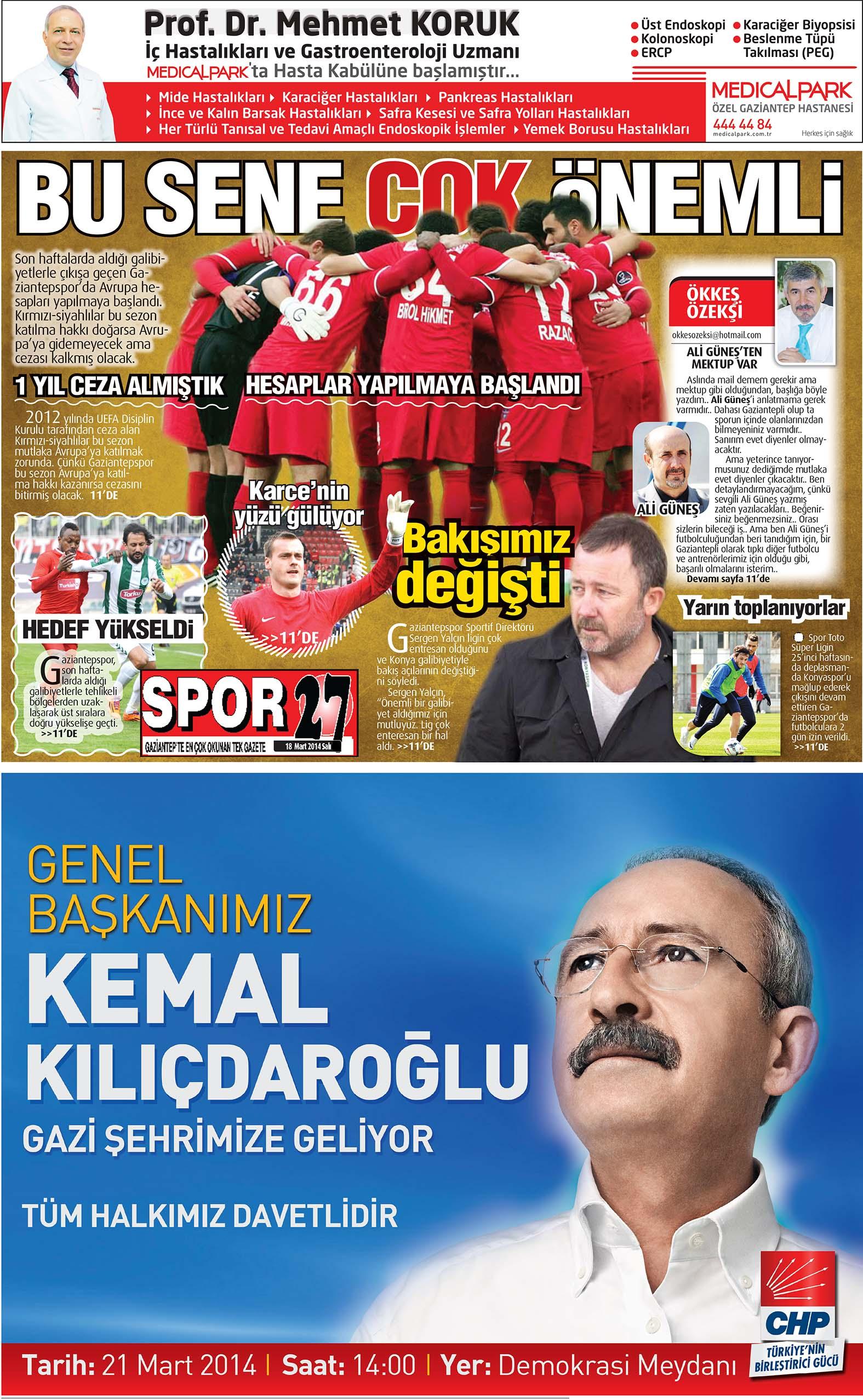18 Mart 2014 sayfalar 2
