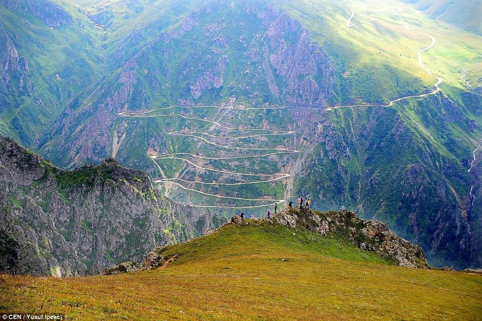 Türkiye'nin en tehlikeli yolları 1
