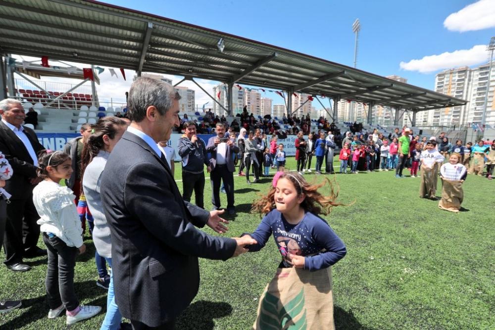 Gaziantep'te 23 Nisan coşkusu 13