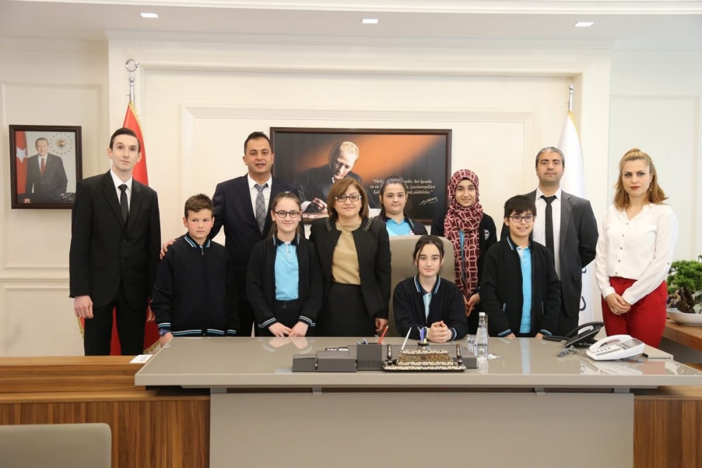 Gaziantep'te 23 Nisan coşkusu 18