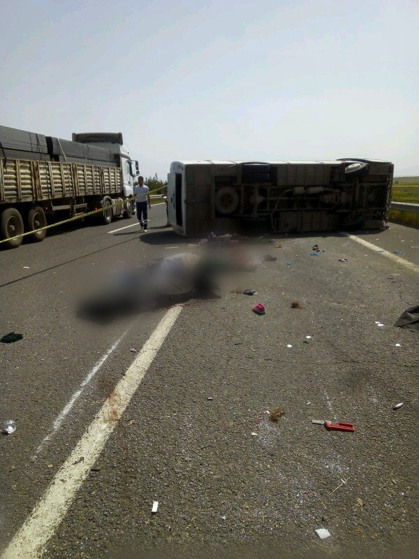 Feci kazada 5 kişi öldü 2