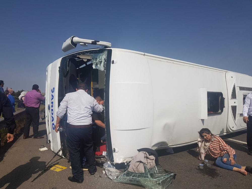 Feci kazada 5 kişi öldü 6