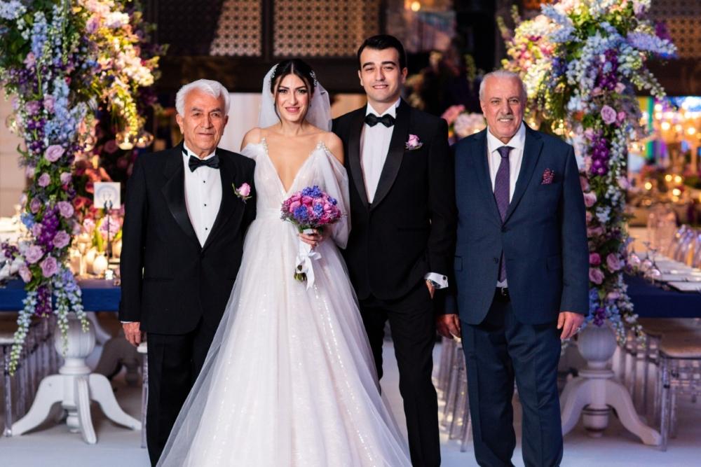Böyle olur Tuğsuz düğünü 4