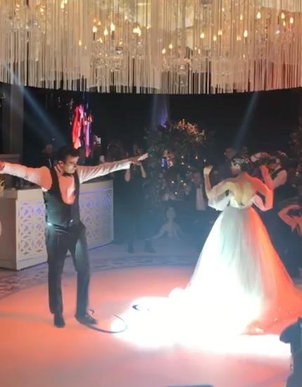 Böyle olur Tuğsuz düğünü 6