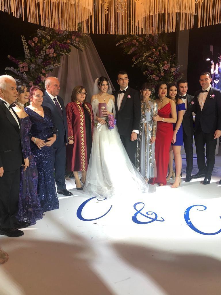 Böyle olur Tuğsuz düğünü 8