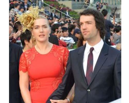Kate Winslet gizlice evlendi 5