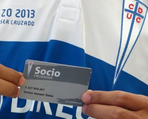 Sosa Club Deportivo Universidad Catoica'da 10