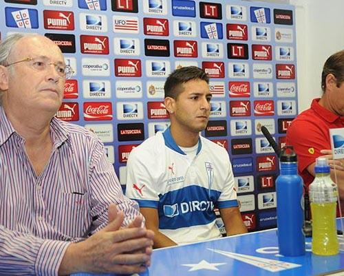 Sosa Club Deportivo Universidad Catoica'da 14