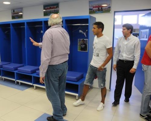 Sosa Club Deportivo Universidad Catoica'da 4