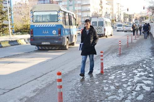 Büyükşehir'den vatandaşa eziyet 1