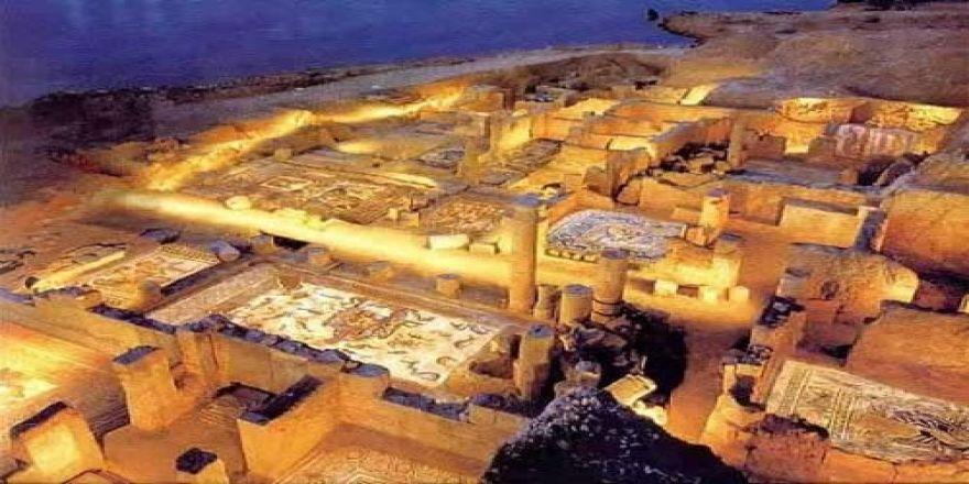 Gaziantep'in Tarihi mekanları ve Eserleri