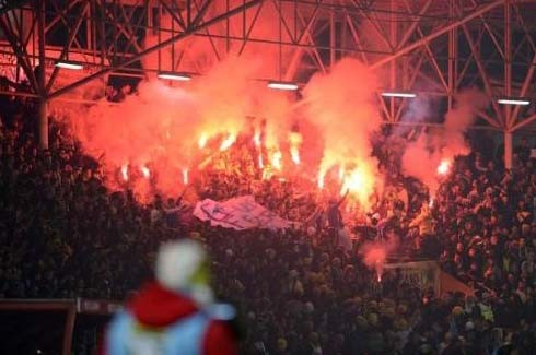 Gaziantepspor-Fenerbahçe (Süper Lig 19.Hafta) 10