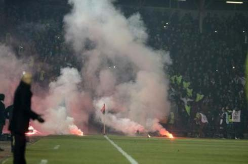 Gaziantepspor-Fenerbahçe (Süper Lig 19.Hafta) 9