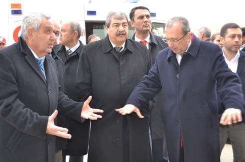 4.Organize Sanayi'de Galvaniz Fabrikası'nda patlama 28